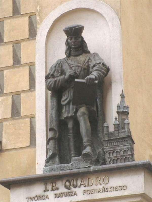 Włoski Poznaniak – Jan Baptysta Quadro – J.F. Libicki