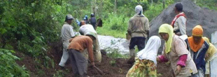 Menghadapi musim penghujan yang intensitasnya mulai tinggi, BPBD Boyolali melakukan pemetaan daerah rawan bencana alam.