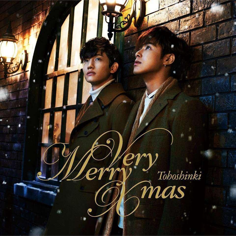 Download [Single] Tohoshinki – Very Merry Xmas [Japanese]