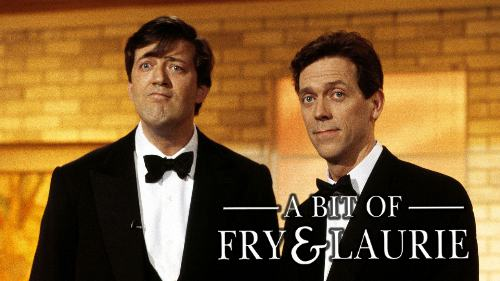 A Bit of Fry and Laurie Season 1-4
