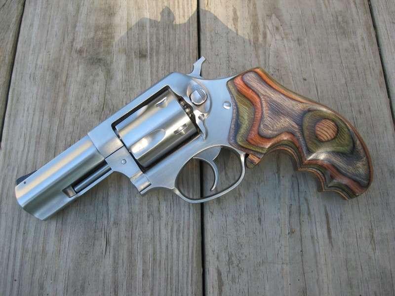 Sp 101 grips - Revolver Handguns