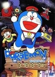 Doraemon - Hành Trình Qua Dải Ngân Hà