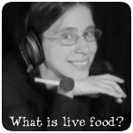 Raederle on Eat Live; Live Well Radio Show