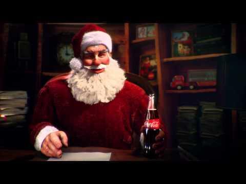 Comercial de Coca Cola para Navidad 2013